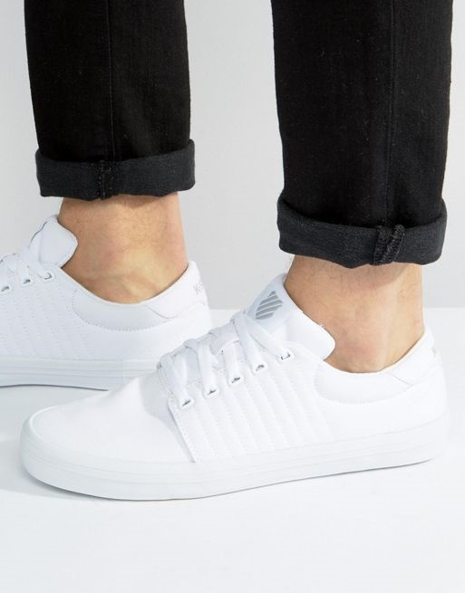 Qoo10 - K-Swiss Backspin Sneakers : Shoes