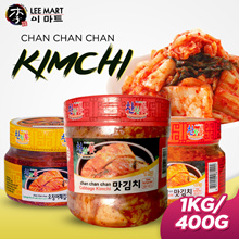 [Lee Mart] Lowest Price in Singapore! [ChanChanChan-iKim] Korean Original Mat Kimchi / 1KG  / 400G