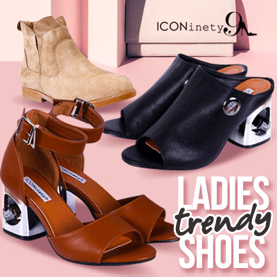 NEW ITEM ICONinety9 Deals for only Rp179.000 instead of Rp179.000