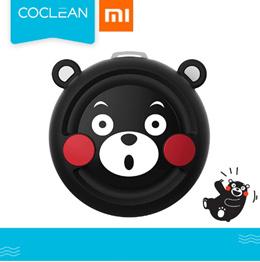 净化器/ XIAOMI CoClean-S1X熊本熊搞笑个人便携式空气净化器挂脖迷你小型空气净化器负离子