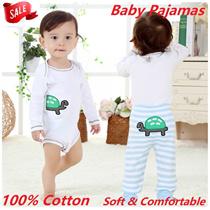 Danrol Baby Clothing/ romper set / Long Sleeve /pants/pajamas