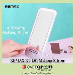 REMAX RT-L01 Makeup Mirror Touch Rechargeable Portable LED