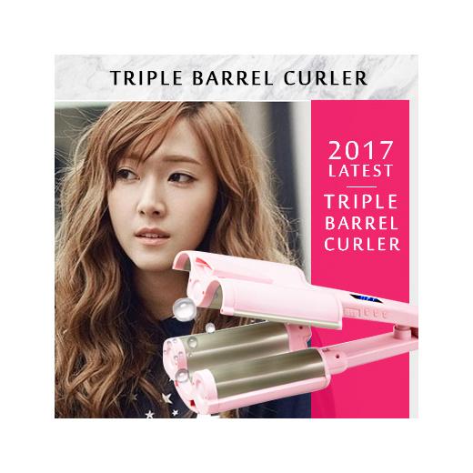 Qoo10 Korean Hair Curler Diet Styling
