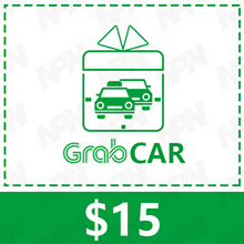 GrabCar $15 Promo Code [Click Link In Email to Redeem*Fast and Instant*No need to enter Promo Code]