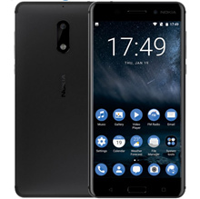 Nokia 6  4G/Lte 55 Gorilla glass 3/32GB 8/13MP dual sim garansi resmi