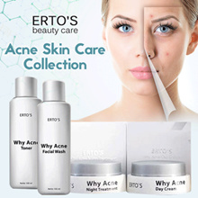 Ertos Why  Acne Skin Care