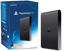 PlayStation TV | SONY PS VITA TV Bundle with 3 DualShock 3 Wireless Controllers (U.S. Version)