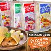Gurih dan Lezat Dengan 8 Pilihan Rasa Pizza Goreng Si Camilan (330 gr)