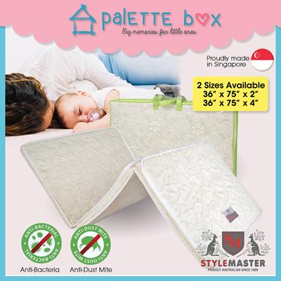 Stylemaster Foldable Mattress