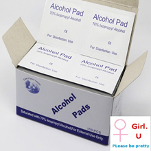 [SG Ready Stocks] 100Pcs/Box - Anti Bacterial Wet Wipes / Skin Cleanser Alcohol wipes