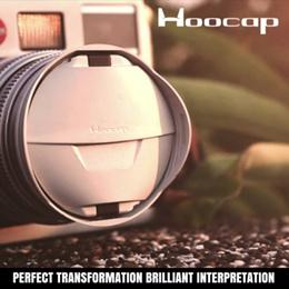 a80878f2d47 Hoocap Lens Cap and Hood 2 in 1 Canon Nikon Sony Samsung Panasonic Olympus  Sigma Lenses