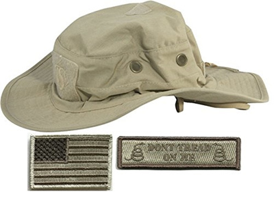 Qoo10 - Gadsden and Culpeper Operator Boonie Hat Bundle Patches ... 20d346b1b81