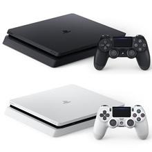 新品 選べる2色 PlayStation 4 500GB 本体 ジェット・ブラック(CUH-2100AB01) / グレイシャー・ホワイト (CUH-2100AB02) PS4本体 送料無料