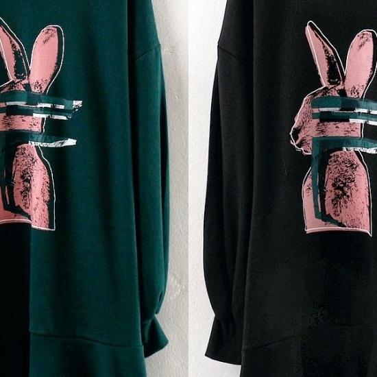 ウィスィモールMSレビットフリルのワンピースY710M 綿ワンピース/ 韓国ファッション
