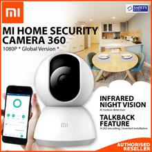 Mi Home Security Camera 360° 1080P * Global Version *  (Authorised Reseller)