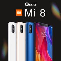 (Applied coupon discount) [Brand New] Xiaomi Mi 8 Dual Sim - 1 Year Seller Warranty