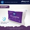 [PillowPeople] PILLOW  ESSENSIAL SOFT  ( SI LEMBUT ) || PILLOW  ESSENSIAL  MEDIUM (  SI NYAMAN ) || PILLOW  ESSENSIAL  FIRM   ( SI MANTAB ) || BOLSTER ESSENSIIL ||(PILLOW 50x70 || BOLSTER 23x85)