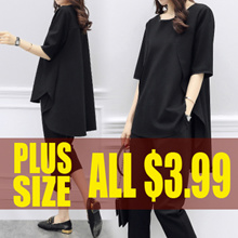 SPECIAL OFFER ! 2018 New ! Limited Time Special / PLUS SIZE DRESS/TOP/T-SHIRT/PANTS/BLOUSE