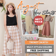TOKICHOI - Early Summer Dress Look Multi Colors Multi Styles - Free Shipping