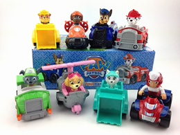 Nickelodeon Paw Patrol - Rocky S Recycling Truck [toy] [paw] A set of 8 different cars toys new toy