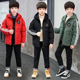 Winter Kids Girl Boy Down Cotton Jacket/New Korea Coat/Kids Winter Wear Children Baby Thermal Jacket