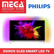 PHILIPS 55POS901F 55INCH 4K OLED SMART LED TV / FREE WALL MOUNT + INSTALLATION / 3 YEARS WARRANTY