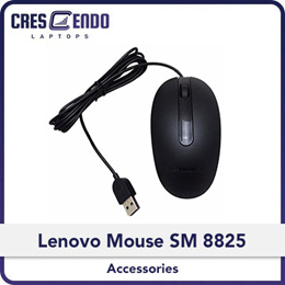 [New] Lenovo USB wired mouse SM 8825