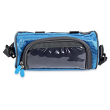 MULTI-FUNCTION TOUCH SCREEN CLOTH WATER RESISTANT MOUNTAIN BIKE CYCLING HANDLEBAR BAG