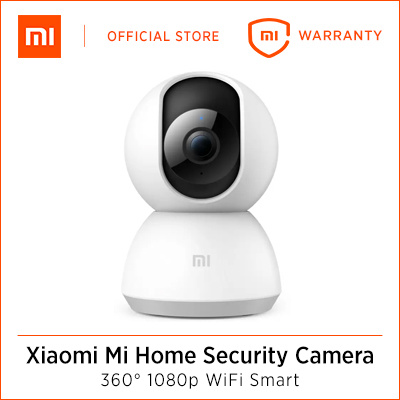 Mi Home Security Camera 360° 1080P Local Stocks Local Warranty