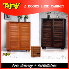 KM707- new wooden shoe cabinet at offer sales