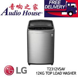 LG T2312VSAV 12KG TOP LOAD WASHER