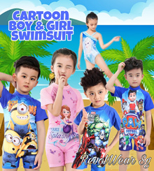 ★CHILDREN CARTOON HARDSHELL BAG★BAGPACK★POTTY★SWIMWEAR★SWIMMING SUIT★
