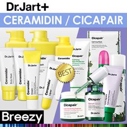 ★Lowest Price★ [Dr.Jart+] Ceramidin / Cicapair Re-Cover Line / Cream / Serum / Toner