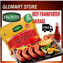 Fronte Sosis Beef  Frankfurter ( FREE SHIPPING JABODETABEK )