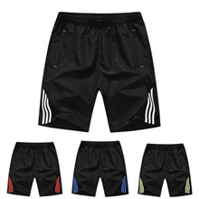 Sports casual quick-drying shorts mens breathable thin section