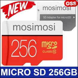 (Make $29.9)(Local set) mosimosi Micro SDXC 256GB Evo Plus / Memory Card w/ Adapter / Class 10