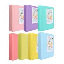 Candy Color Light Instant Picture Album Case Photo for Fuji Instax Mini 108mm x 130mm x 30m