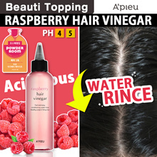2018 NEW ARRIVAL ★ APIEU ★ Raspberry Hair Vinegar_200ml  [Beauti topping]