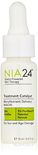 Nia 24 Treatment Catalyst, 0.5 Fl Oz.