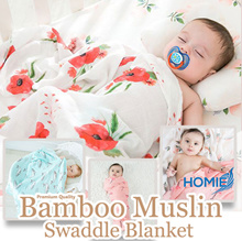 💥Premium Quality💥 Bamboo Muslin Swaddle / Blanket/Baby Swaddle/ Towel/