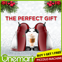 [NESCAFE] DOLCE GUSTO PICCOLO Capsule Coffee Machine ★ 1 FOR 1 PROMO