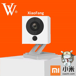 XIAOMI XiaoFang 1080p Camera]1080P 110° F2.0 WiFi IP Camera Night Vision 8X Zoom lowest price