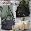 HARGA TERMURAH - FLAT PRICE★★★★ Koleksi Sling Bag and Handbag Set for Women ★★★★