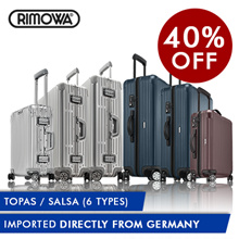 [RIMOWA] TOPAS / SALSA  MULTIWHEEL(6 Types) (AUTHENTIC!) 5 years Global Warrant