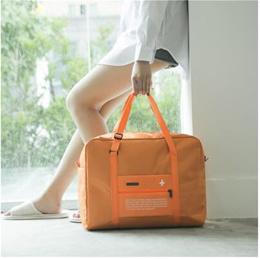 Travel baggage waterproof clothing storage bag portable waterproof folding storage finishing bag