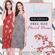 ❤️ Floral Free Size Dresses ❤️ September New Arrival ❤️