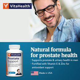 Prostate Forte *Men urinary health *Saw Palmetto *Zinc *Pumpkin Seed -2 months supply 60s