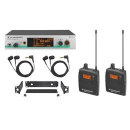 SENNHEISER EW300-2 IEM G3 WIRELESS IN EAR MONITOR SYSTEM