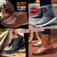 Winter boots★Mens Shoes★Waterproof Non-slip★dress shoes★Casual Shoes★Leather shoes★Winter shoes Wome