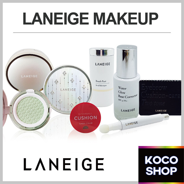 ?LANEIGE MAKEUP?LOWEST PRICE with CART COUPON?CRYSTAL BB CUSHION?BUY 2 GET 1 PUFF FREE Deals for only S$50 instead of S$0
